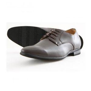 DERBY Chaussure Goor 53020-11 Marron F…