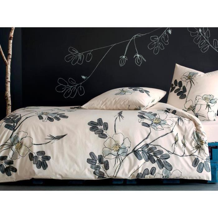 housse de couette 240x260cm eden glacier achat vente. Black Bedroom Furniture Sets. Home Design Ideas