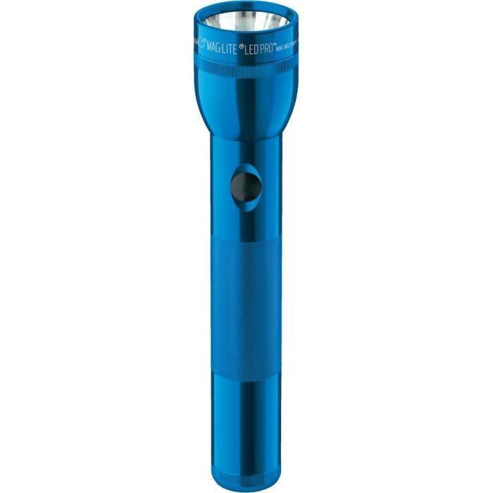 le de poche maglite led 2d pro bleu st2p039 achat vente eclairage le de poche maglite