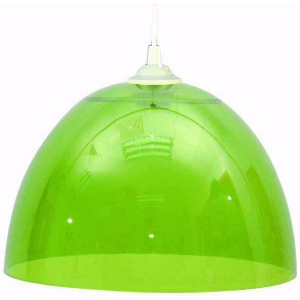 Pop suspension verte diam tre 23 cm achat vente suspension pop buzzi vert - Bhv suspension luminaire ...