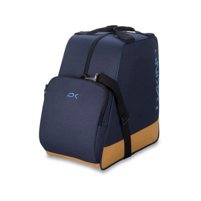 Housse chaussures ski dakine boot bag 30l bozeman bleu for Housse ski roulette