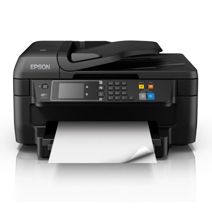 epson imprimante multifonction 4 en 1 workforce wf 2750dwf jet d 39 encre couleurs wifi recto verso. Black Bedroom Furniture Sets. Home Design Ideas
