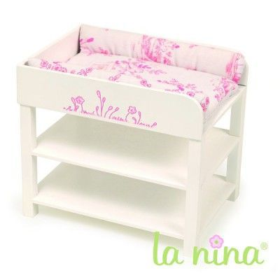 Table langer pour poup e 8410446648469 achat vente for Table a langer largeur 52 cm