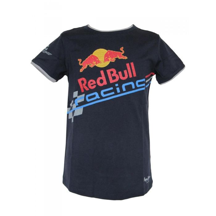 tee shirt red bull by pepe jeans bleu achat vente t shirt tee shirt red bull by pepe. Black Bedroom Furniture Sets. Home Design Ideas