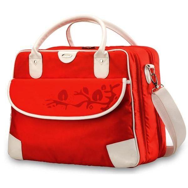 sac de maternit fourre tout cerise achat vente sac langer sac de maternit fourre tout. Black Bedroom Furniture Sets. Home Design Ideas