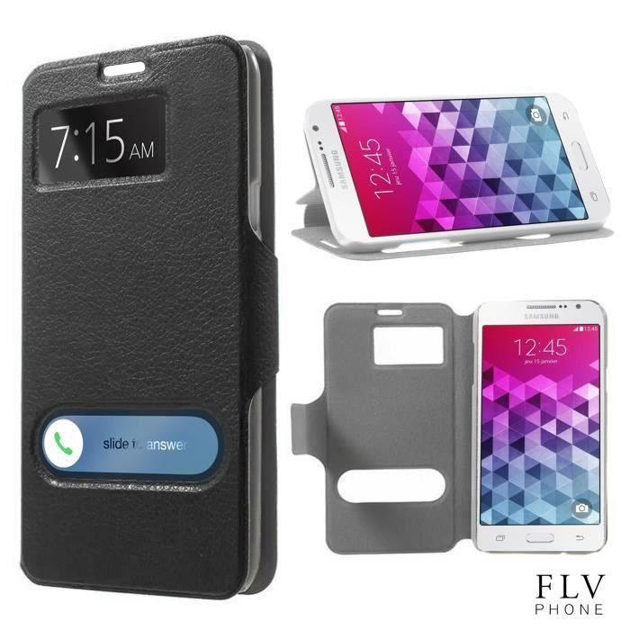 Wofalo housse etui samsung galaxy a5 2016 achat vente for Housse samsung wave 2