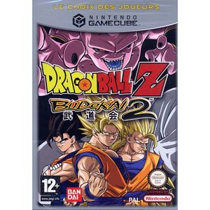 JEU GAME CUBE DRAGON BALL Z : Budokai 2