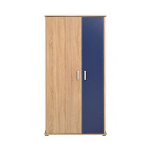 armoire chambre largeur 90 cm achat vente armoire chambre largeur 90 cm pas cher cdiscount. Black Bedroom Furniture Sets. Home Design Ideas