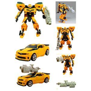 ROBOT - ANIMAL ANIMÉ Transformer 4 transformateurs Bumblebee Lot Action