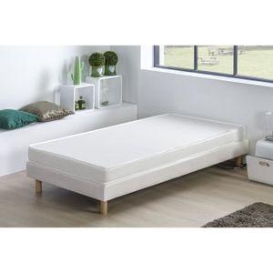 matelas enfant 90x190 achat vente matelas enfant 90x190 pas cher cdiscount. Black Bedroom Furniture Sets. Home Design Ideas