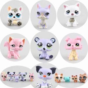 FIGURINE - PERSONNAGE Lot de 25 Pièces Littlest Figurine Pet Shop Collec