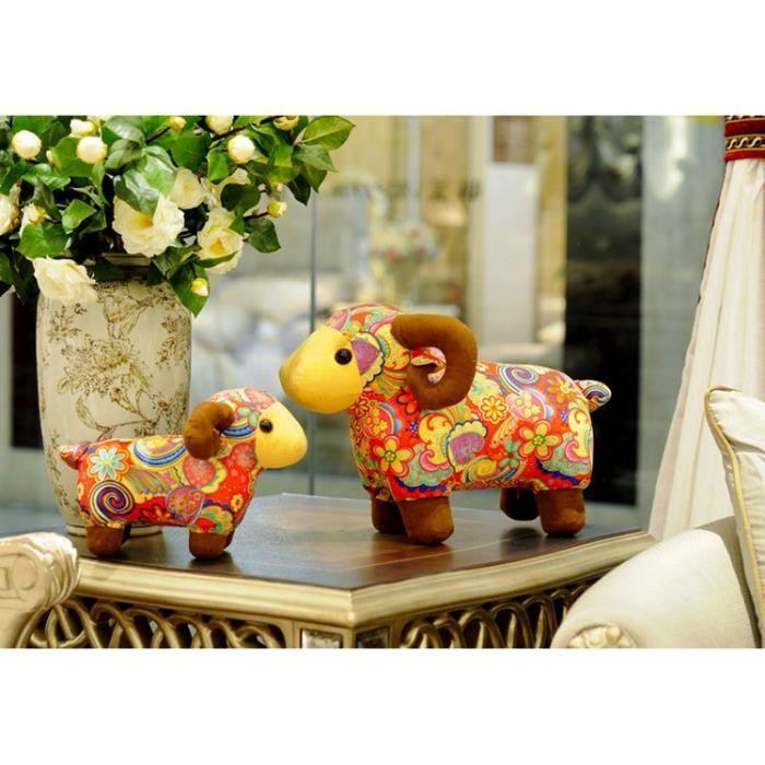 Objet decoratif mouton mignon taille s achat vente for Objet decoratifs
