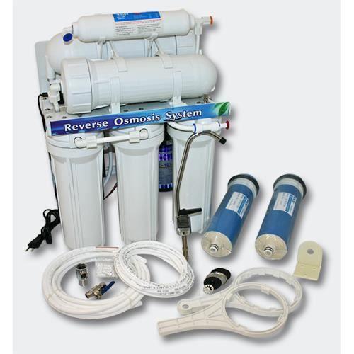 filtre a eau osmose inverse 5 etapes 2 pompes achat vente filtre station d 39 eau filtre a. Black Bedroom Furniture Sets. Home Design Ideas