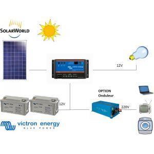 Kit sechoir solaire