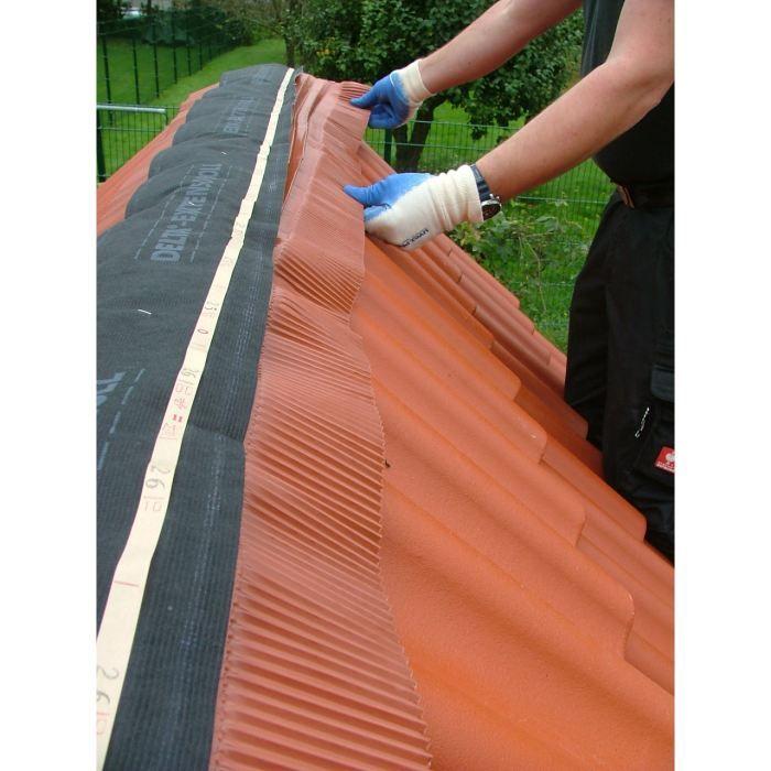 Closoirs de fa tage delta exxtenso roll doerke achat vente accessoire toiture closoirs de - Reglementation demontage toiture fibro ciment ...