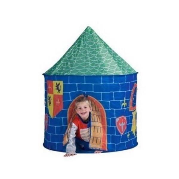 cabane de chevalier pour enfant 135 cm achat vente tente tunnel d 39 activit cdiscount. Black Bedroom Furniture Sets. Home Design Ideas