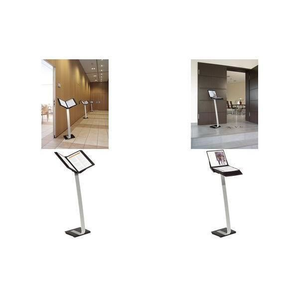 Support d 39 information sur pied sherpa stand pro 10 achat for Vente sur stand