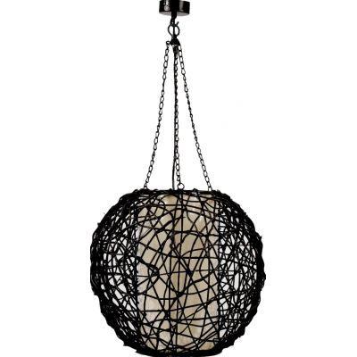 lampe boule en rotin achat vente lampe boule en rotin rotin soldes d t cdiscount. Black Bedroom Furniture Sets. Home Design Ideas