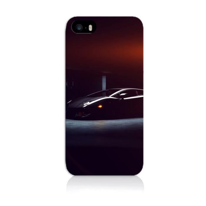 coque iphone 4 4s voiture noire achat coque bumper pas cher avis et meilleur prix. Black Bedroom Furniture Sets. Home Design Ideas