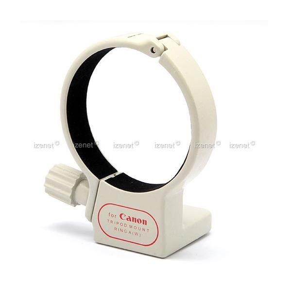 Collier de Pied Fixation pour Canon EF 70 200 f? Achat / Vente