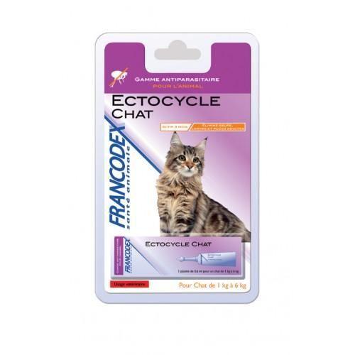 Ectocycle Chat (pour chat de 1 kg à 6 kg) - Achat / Vente