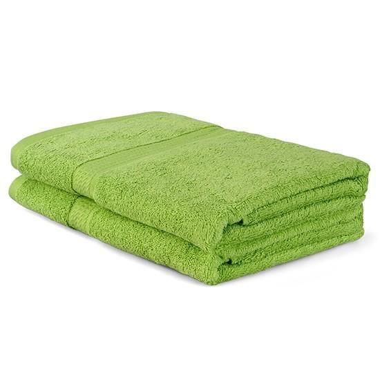 serviettes de bain en set de 2 ou 4 couleurs au choix gris anthracite achat vente. Black Bedroom Furniture Sets. Home Design Ideas