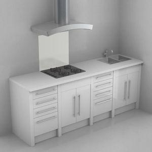 protege mur cuisine achat vente protege mur cuisine pas cher soldes d hiver d s le 11. Black Bedroom Furniture Sets. Home Design Ideas