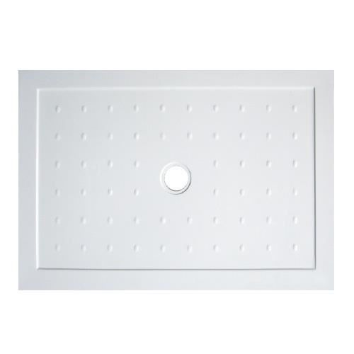 Receveur extra plat beton de synth se 100x120 cm achat for Receveur de douche en beton de synthese