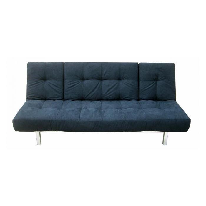 banquette clic clac butera no achat vente clic clac cdiscount. Black Bedroom Furniture Sets. Home Design Ideas