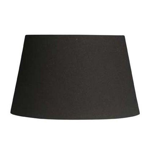 oaks lighting abat jour en coton noir import gr achat vente oaks lighting abat jour en. Black Bedroom Furniture Sets. Home Design Ideas