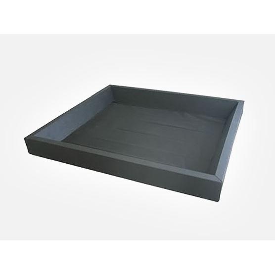 cadre en mousse pour matelas eau 180x220x20 cm achat. Black Bedroom Furniture Sets. Home Design Ideas