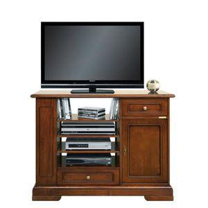 meuble tv haut de niche. Black Bedroom Furniture Sets. Home Design Ideas