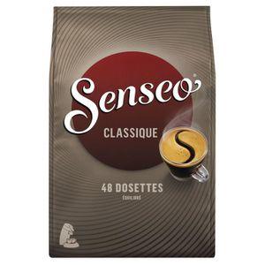 CAFÉ - CHICORÉE SENSEO Classique 48 Dosettes