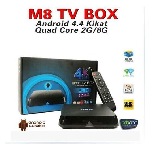 android tv box 4k m8 achat vente cam ra ip android tv box 4k m8 cdiscount. Black Bedroom Furniture Sets. Home Design Ideas