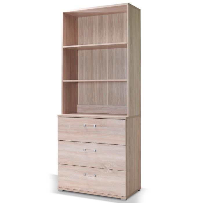 n o commode 3 tiroirs etag re achat vente commode. Black Bedroom Furniture Sets. Home Design Ideas