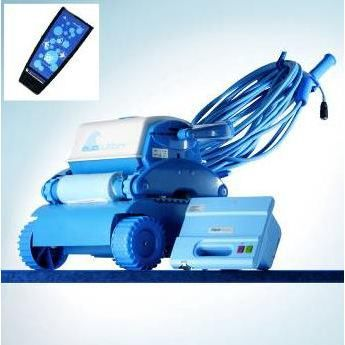 Robot piscine evolution plus teleco et chariot achat for Promotion robot piscine