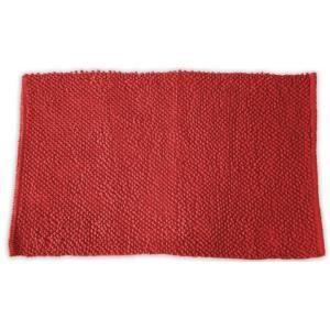 tapis salle de bain bubble couleur orange achat vente tapis de bain soldes d hiver. Black Bedroom Furniture Sets. Home Design Ideas