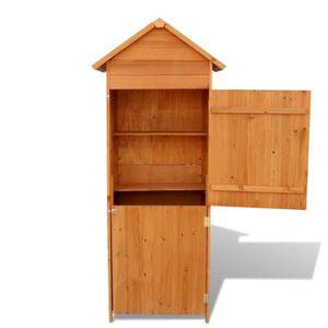 abri en bois achat vente abri en bois pas cher cdiscount. Black Bedroom Furniture Sets. Home Design Ideas