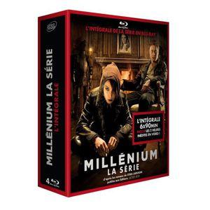 Blu-Ray Coffret millenium, la série