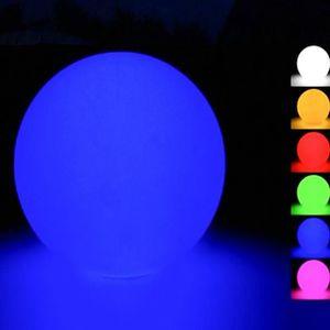 Boule solaire exterieur achat vente boule solaire - Boules lumineuses jardin ...