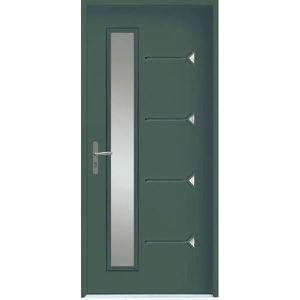 porte d entree pvc achat vente porte d entree pvc pas cher cdiscount. Black Bedroom Furniture Sets. Home Design Ideas