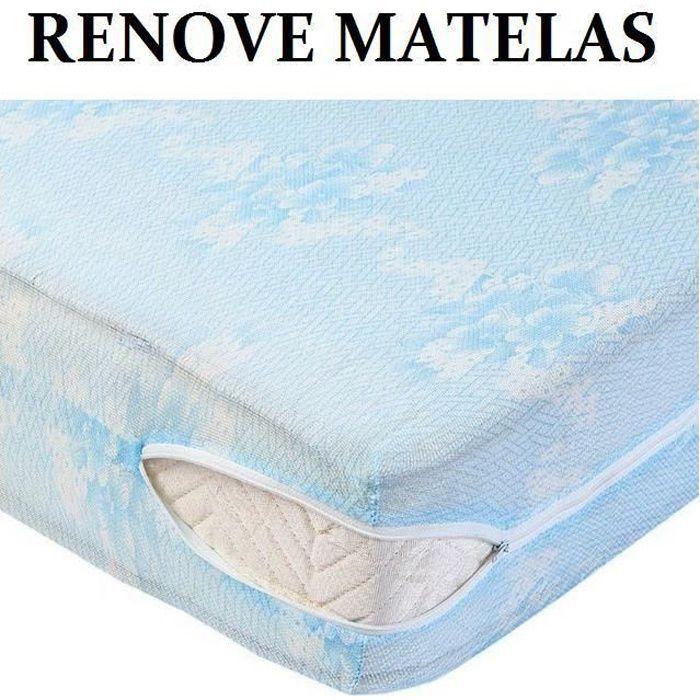 matelas Renove Matelas 160x200 - Achat / Vente protège matelas ...