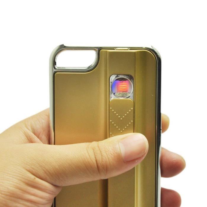 coque briquet iphone 5s gold achat coque bumper pas cher avis et meilleur prix cdiscount. Black Bedroom Furniture Sets. Home Design Ideas