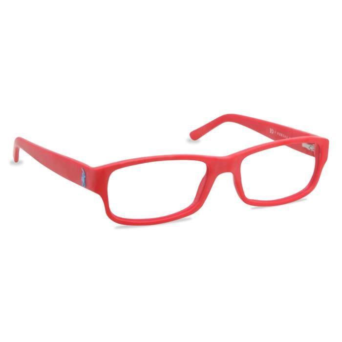 ralph lauren lunettes de vue homme ph2102 5396 rouge achat vente lunettes de vue ralph. Black Bedroom Furniture Sets. Home Design Ideas