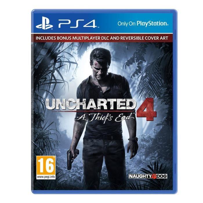 jeux pc video console ps uncharted  a thief s end jeu dlc f son