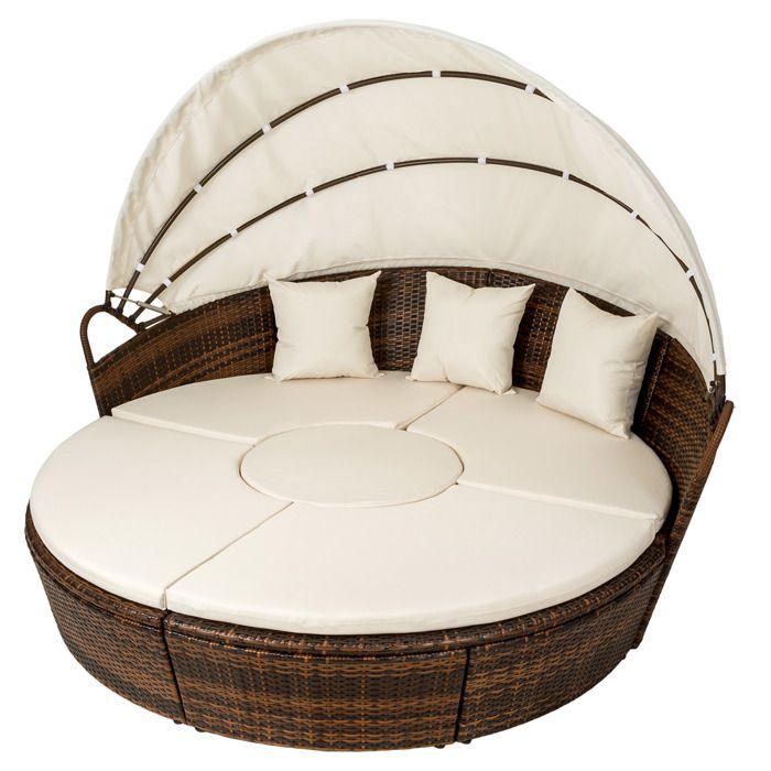 salon de jardin chaise longue transat bain de soleil coquille aluminium en r sine tress e. Black Bedroom Furniture Sets. Home Design Ideas