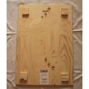 Table rabattable cuisine paris tete de lit en bois brut - Tete de lit en bois brut a peindre ...