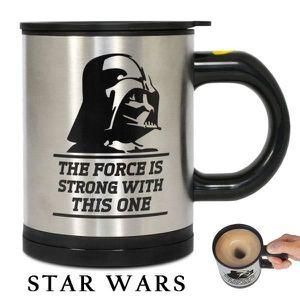 BOL - MUG - MAZAGRAN Mug centrifugeuse Star Wars Feel the Force Vador