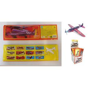 avion en polystyrene achat vente jeux et jouets pas chers. Black Bedroom Furniture Sets. Home Design Ideas
