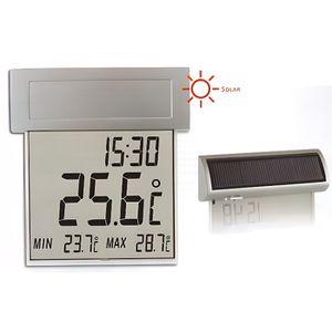 Thermometre de fenetre achat vente thermometre de for Afficheur numerique exterieur